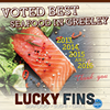 Lucky Fins Seafood Grill - Greeley, Colorado