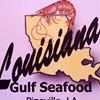Louisiana Gulf Seafood