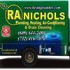 R.A. Nichols Plumbing, Heating, Air Conditioning & Drain Cleaning