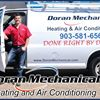 DORAN MECHANICAL- Heating & Air Conditioning
