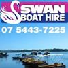 Swan Boat Hire