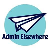 Admin Elsewhere