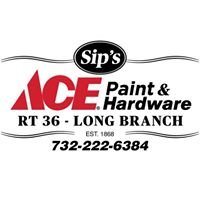 Sips Paint & Ace Hardware