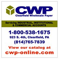 Clearfield Wholesale Paper Co.