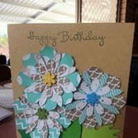 Stamp With Jacqui - Independent Stampin Up Demonstrator
