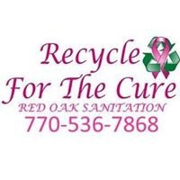 Recycle for the Cure Red Oak Sanitation