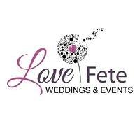 Love Fete Weddings & Events