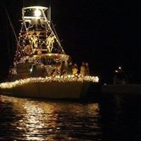 Patchogue Village Christmas Holiday Boat Parade