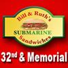 Bill & Ruth's Sub Shops - 32nd & Memorial