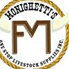 Monighetti's One Stop Livestock Supplies, Inc.