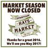 Downtown Hays Market