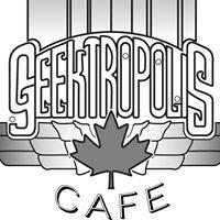 Geektropolis Cafe