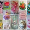 Novelty cakes by Julie