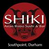 Shiki Sushi Asian Bistro