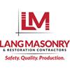 Lang Masonry & Restoration Contractors