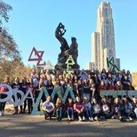 University of Pittsburgh Panhellenic Association