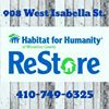 ReStore Habitat for Humanity of Wicomico County