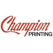 Champion Printing