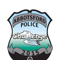 Abbotsford Police Challenge Run