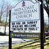 Mid-Coast Presbyterian Church in Maine