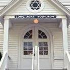 Adas Yoshuron Synagogue, Rockland