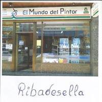 Ribadesella El Mundo Del Pintor