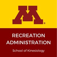 University of Minnesota's Recreation Administration
