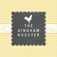 The Gingham Rooster