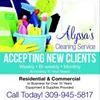 Alyssa's Cleaning Service