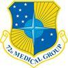 AFMS - Tinker - 72d Medical Group