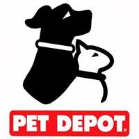 """PET DEPOT-""""Where Pets Come First"""""""