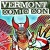 Vermont Comic Con 5th Annual September 15-16, 2018