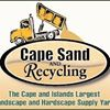 Cape Sand and Recycling