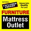 National Unclaimed Freight Furniture & Mattress