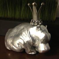 Silver Hippopotamus Gallery