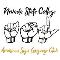Nevada State College ASL Club
