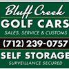 Bluff Creek Golf Cars & Storage