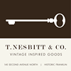 T. Nesbitt & Co Vintage & Antiques at the Historic Downtown Franklin