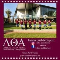 Gamma Lambda Chapter of Lambda Theta Alpha Latin Sorority, Inc.
