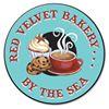 Red Velvet Bakery By the Sea