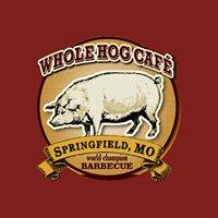 Whole Hog Cafe Springfield