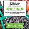 Downtown Saginaw Farmers' Market