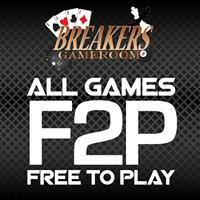 Tamucc Breakers Gameroom