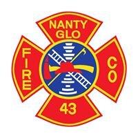 Nanty Glo Fire Dept