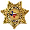 Big Spring Police Department