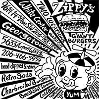 Zippy's Giant Burgers White Center