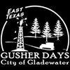 East Texas Gusher Days