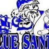 Cove Blue Santa