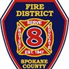 Spokane County Fire District 8