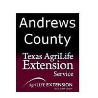 Texas A&M AgriLife Extension Service- Andrews County